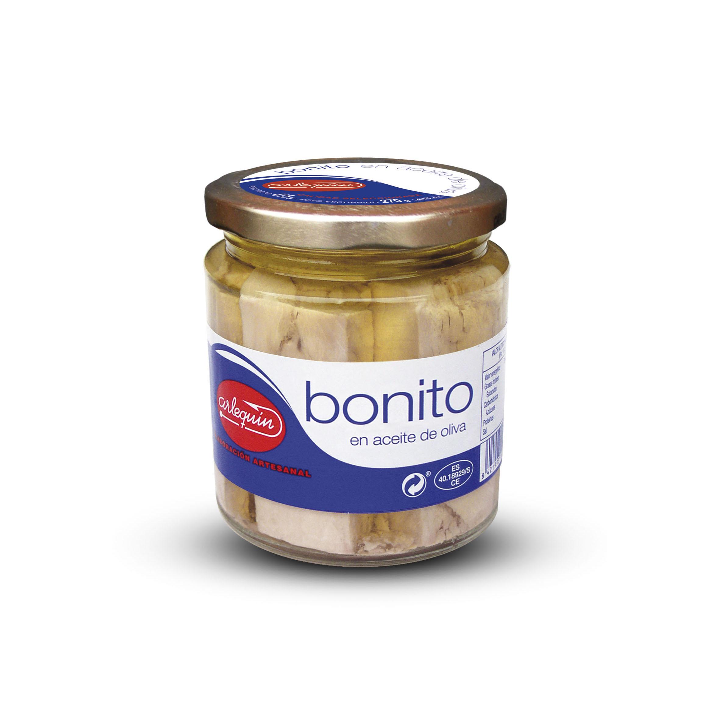 Bonito - Conservas Arlequín