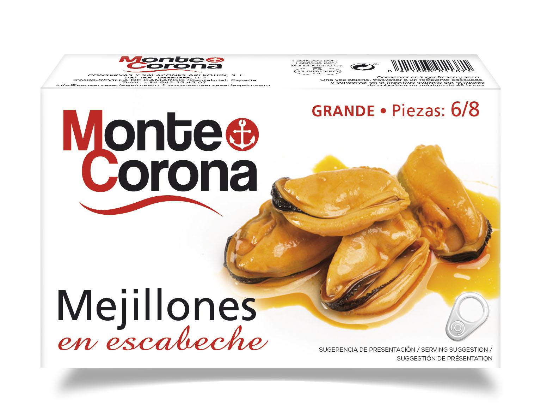 Mejillones - Conservas Monte Corona