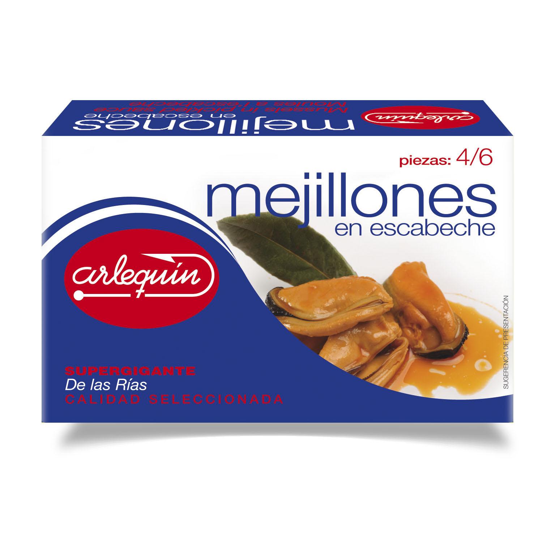 Mejillones - Conservas Arlequín