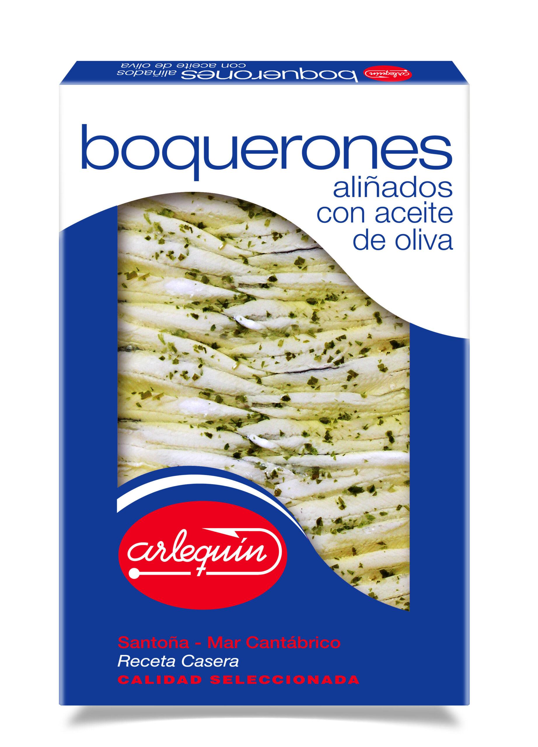 Boquerón - Conservas Arlequín